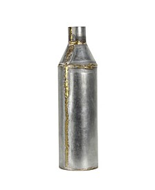 Lars Small Silver Bottle