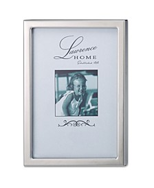 """710657 Silver Standard Metal Picture Frame - 5"""" x 7"""""""