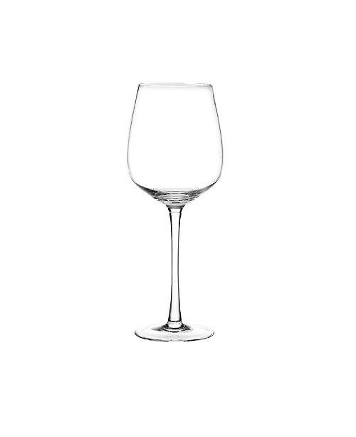 Qualia Glass Scandal Wine Glasses, Set Of 4