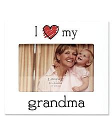 "Lawrence Frames ""I Love My Grandma"" Picture Frame - 6"" x 4"""