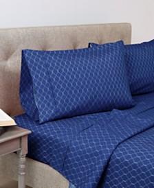 Home Dynamix Andover Hills 3-Piece Soft Microfiber Twin Xl Sheet Set