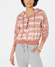 Free People FP Movement Tie-Dye Believer Sweater