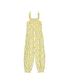Masala Baby Girls Seasong Jumper Lemon Blossom