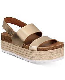 Peyton Espadrille Flatform Sandals