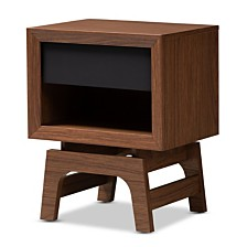 Svante Nightstand, Quick Ship