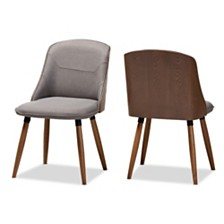 Arsanio Dining Chair (Set of 2), Quick Ship