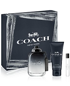 COACH FOR MEN Eau de Toilette 3-Pc. Gift Set