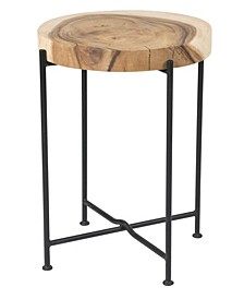 Rico Teak Accent Table