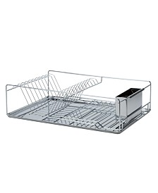 Kitchen Details Twisted 3 Piece Dish Rack
