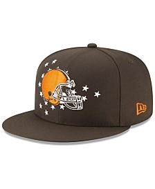 New Era Little Boys Cleveland Browns Draft 59FIFTY Fitted Cap