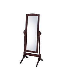 Proman Products Victoria Cheval Full Length Dressing Mirror