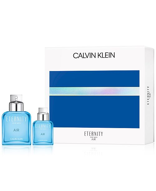 Calvin Klein Men's 2-Pc. Eternity Air For Men Eau de Toilette Gift Set