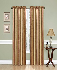 "Stripe Ensemble 52"" x 84"" Curtain Panel"