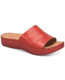 Born Ottowa Flat Sandals