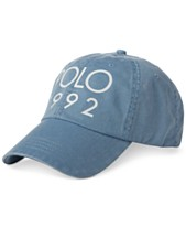 2842c2af Polo Ralph Lauren Men's 1992 Twill Sports Cap