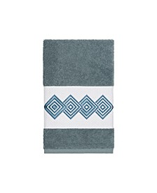 Turkish Cotton Noah Embellished Hand Towel