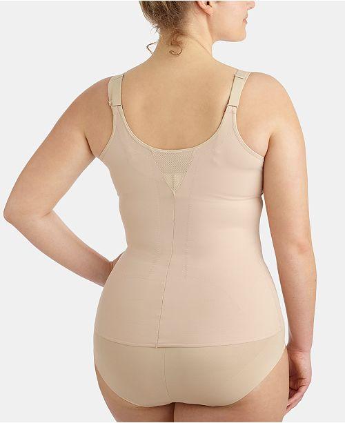 45b02e761 Miraclesuit Plus Size Flexible Fit Wear Your Own Bra Camisole 2933 ...
