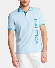 Men's Logo Graphic Polo