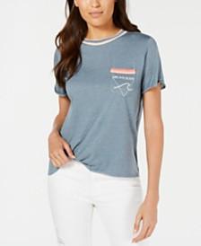 Roxy Juniors' Graphic-Print T-Shirt