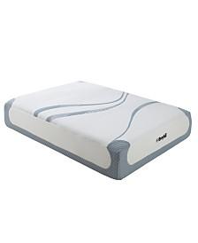 """Broyhill Sensura 12"""" Queen Cooling Gel Memory Foam Mattress"""