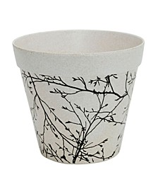 "Eco Whimsical 7.5"" Pot Planter"