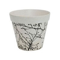 Bloem Eco Whimsical 7.5-inch Pot Planter