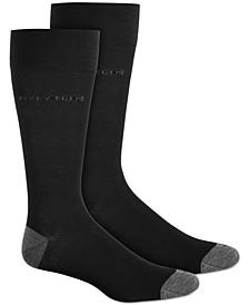 Men's Logo Socks
