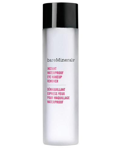 bareMinerals Instant Waterproof Eye Makeup Remover, 4 Fl. Oz