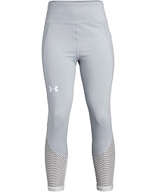 Under Armour Big Girls Infinity Cropped Athletic Tights