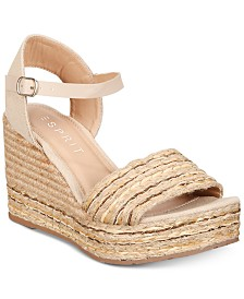 Esprit Blenda Wedge Sandals