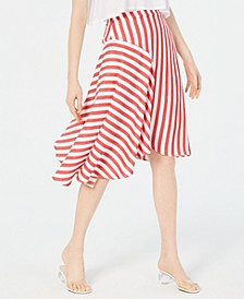 Maya Striped Skirt