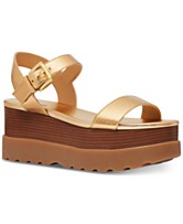 a05165a5a197 MICHAEL Michael Kors Marlon Flatform Sandals