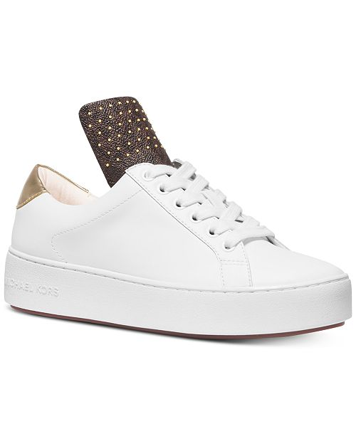Michael Kors Mindy Lace-Up Sneakers