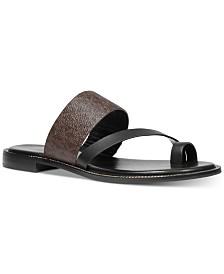 MICHAEL Michael Kors Pratt Flat Sandals