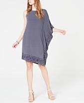 3c1507815e MICHAEL Michael Kors Border-Print Asymmetrical Dress