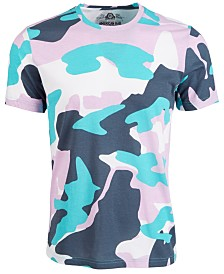 American Rag Men's Tonal Camouflage T-Shirt, Created for Macy's
