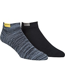Calvin Klein Jeans Men's 2-Pk. Low-Cut Socks