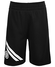 Little Boys Crest Shorts