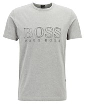 0b7eba25f BOSS Men's Tee Logo Crew-Neck T-Shirt