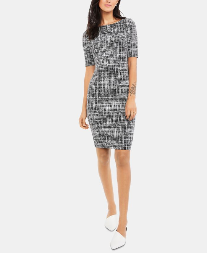 A Pea in the Pod Maternity Jacquard Sheath Dress & Reviews - Maternity - Women - Macy's