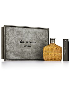 John Varvatos Men's 2-Pc. Artisan Eau de Toilette Gift Set