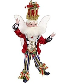 Drummer Boy Fairy, Small - 12 Inches