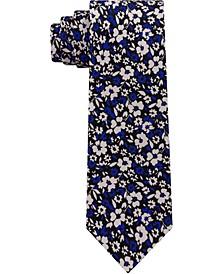 Men's Chelsea Botanical Slim Silk Tie
