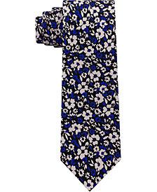 Tommy Hilfiger Men's Chelsea Botanical Slim Silk Tie