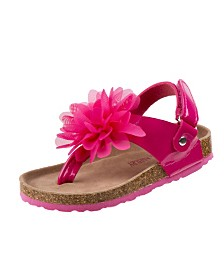 Laura Ashley's Every Step Cork Lining Sandals
