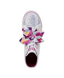 Jojo Siwa's Every Step Canvas Sneakers