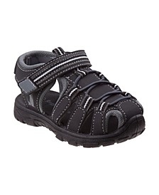 Every Step Closed Toe Sandals