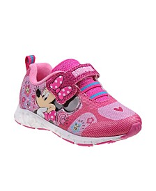 Disney Minnie Mouse's Every Step Light Up Sneakers