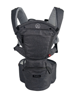 This carrier is designed to help you navigate parenthood easier. Raising a baby is overwhelming enough, let us help you stay organised so you can focus on the important things. Hipster smart is a 3D baby carrier. A 3D baby carrier is a carrier that has a built-in 3D hip seat incorporated to the structure and this makes all the difference.