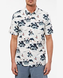 Jack O'Neill Men's Summer Days Short Sleeve Woven